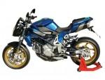 Мотоцикл DB6 Delirio Azzurro (2007): Эксплуатация, руководство, цены, стоимость и расход топлива