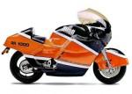 Мотоцикл RR1000 Battletwin (1985): Эксплуатация, руководство, цены, стоимость и расход топлива