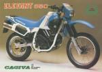 Мотоцикл Elefant 350 (1985): Эксплуатация, руководство, цены, стоимость и расход топлива