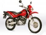 Мотоцикл TL125 (2008): Эксплуатация, руководство, цены, стоимость и расход топлива