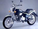 Мотоцикл Coguar 125 (2000): Эксплуатация, руководство, цены, стоимость и расход топлива
