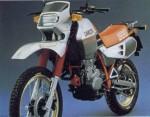 Информация по эксплуатации, максимальная скорость, расход топлива, фото и видео мотоциклов ER Dakota 500 (1988)