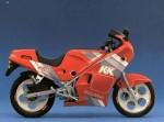Информация по эксплуатации, максимальная скорость, расход топлива, фото и видео мотоциклов KK 125 (1989)