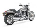 Информация по эксплуатации, максимальная скорость, расход топлива, фото и видео мотоциклов VRSCA W V-Rod (2007)