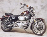 XLH 1100 Sportster Evolution (1986)