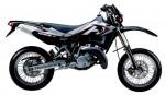 Мотоцикл SM 125S (2000): Эксплуатация, руководство, цены, стоимость и расход топлива