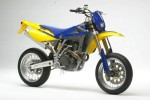 Мотоцикл SM 510R (2005): Эксплуатация, руководство, цены, стоимость и расход топлива