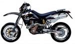 Информация по эксплуатации, максимальная скорость, расход топлива, фото и видео мотоциклов SM 610S (2000)