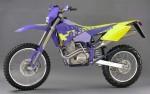 Мотоцикл FE 501 (1997): Эксплуатация, руководство, цены, стоимость и расход топлива