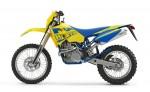 Мотоцикл FE 550e (2005): Эксплуатация, руководство, цены, стоимость и расход топлива