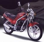 Мотоцикл GF 125 (2000): Эксплуатация, руководство, цены, стоимость и расход топлива