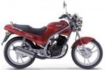 Информация по эксплуатации, максимальная скорость, расход топлива, фото и видео мотоциклов GF 125 Special (2005)