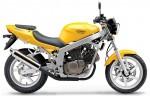 Информация по эксплуатации, максимальная скорость, расход топлива, фото и видео мотоциклов GT 125 Comet (2003)