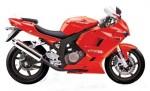 Мотоцикл GT 250R (2006): Эксплуатация, руководство, цены, стоимость и расход топлива