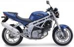 Мотоцикл GT 650 (2004): Эксплуатация, руководство, цены, стоимость и расход топлива
