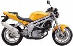 Информация по эксплуатации, максимальная скорость, расход топлива, фото и видео мотоциклов GT 650 Comet (2004)