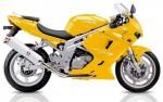 Мотоцикл GT 650R (2005): Эксплуатация, руководство, цены, стоимость и расход топлива