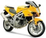 Информация по эксплуатации, максимальная скорость, расход топлива, фото и видео мотоциклов GT 650S (2004)