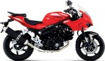 Мотоцикл GT 650S FI (2010): Эксплуатация, руководство, цены, стоимость и расход топлива