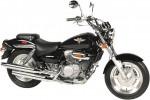 Информация по эксплуатации, максимальная скорость, расход топлива, фото и видео мотоциклов GV 250 Cruiser (2004)