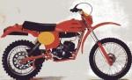Мотоцикл 125CR (1976): Эксплуатация, руководство, цены, стоимость и расход топлива
