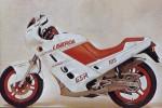 Мотоцикл GSR 125 (1989): Эксплуатация, руководство, цены, стоимость и расход топлива