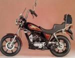 Мотоцикл LB 125 Custom Ride (1985): Эксплуатация, руководство, цены, стоимость и расход топлива