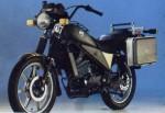 Мотоцикл LB 125 Sabbia (1987): Эксплуатация, руководство, цены, стоимость и расход топлива