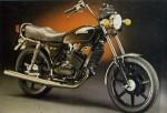 Мотоцикл LZ 125 Custom (1982): Эксплуатация, руководство, цены, стоимость и расход топлива