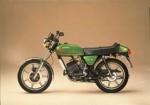 Мотоцикл LZ 125 (1977): Эксплуатация, руководство, цены, стоимость и расход топлива