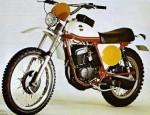 Мотоцикл 250 2TR7 (1976): Эксплуатация, руководство, цены, стоимость и расход топлива