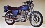 Мотоцикл 500 Alpino (1977): Эксплуатация, руководство, цены, стоимость и расход топлива