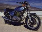 Мотоцикл 500 Zeta (1978): Эксплуатация, руководство, цены, стоимость и расход топлива