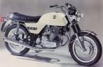 Информация по эксплуатации, максимальная скорость, расход топлива, фото и видео мотоциклов 750GTL (1975)