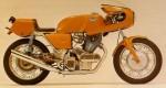 Информация по эксплуатации, максимальная скорость, расход топлива, фото и видео мотоциклов 750SFC (1971)