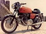 Информация по эксплуатации, максимальная скорость, расход топлива, фото и видео мотоциклов 750SF (1970)