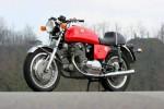 Информация по эксплуатации, максимальная скорость, расход топлива, фото и видео мотоциклов 750 SF1 (1972)