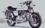 Информация по эксплуатации, максимальная скорость, расход топлива, фото и видео мотоциклов 750SF3 (1976)