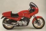 Информация по эксплуатации, максимальная скорость, расход топлива, фото и видео мотоциклов RGS 1000 (1983)