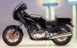 Информация по эксплуатации, максимальная скорость, расход топлива, фото и видео мотоциклов RGS1000 Corsa (1984)