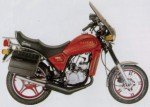 Информация по эксплуатации, максимальная скорость, расход топлива, фото и видео мотоциклов 125 Custom (1985)