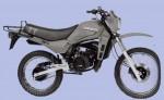 Информация по эксплуатации, максимальная скорость, расход топлива, фото и видео мотоциклов 125TT Tutteterano (1985)