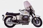 Информация по эксплуатации, максимальная скорость, расход топлива, фото и видео мотоциклов V-7 750 Special (1968)