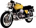 Информация по эксплуатации, максимальная скорость, расход топлива, фото и видео мотоциклов V-7 Sport (1970)