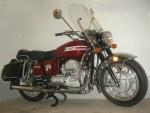 Информация по эксплуатации, максимальная скорость, расход топлива, фото и видео мотоциклов V7 GT850 (1972)