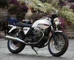 Информация по эксплуатации, максимальная скорость, расход топлива, фото и видео мотоциклов V7 Classic (2008)