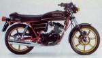 Мотоцикл 125T (1980): Эксплуатация, руководство, цены, стоимость и расход топлива