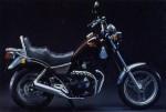 Мотоцикл 350 Excalibur (1988): Эксплуатация, руководство, цены, стоимость и расход топлива