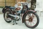 Мотоцикл 98 Turismo (1945): Эксплуатация, руководство, цены, стоимость и расход топлива
