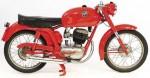 Мотоцикл 125 TRELCentomila (1959): Эксплуатация, руководство, цены, стоимость и расход топлива